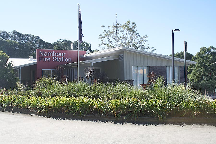 Nambour Fire Station AMOS ELECTRICAL