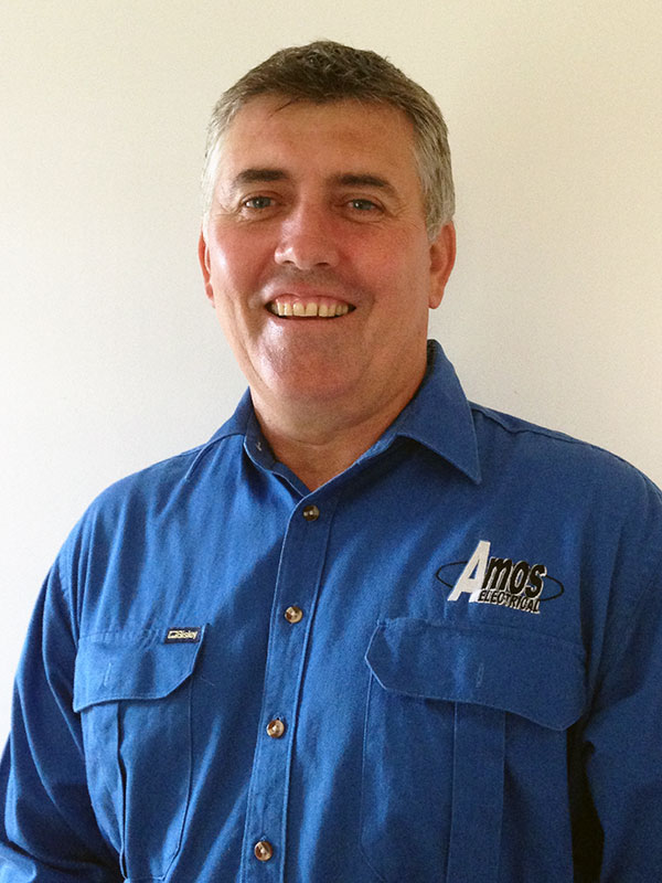 Shane Moss, Amos Electrical Director