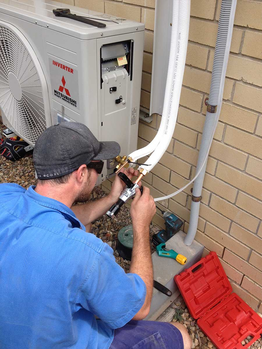 Split System Air Conditioning Sunshine Coast